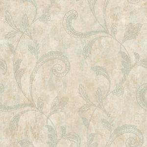 Paisley Trail Wallpaper JR5791