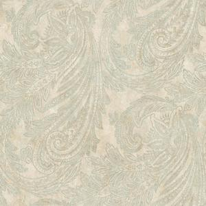 Paisley Wallpaper JR5800
