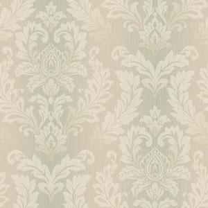 Tonal Damask Wallpaper JR5827