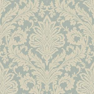 Full Damask Wallpaper EM3804