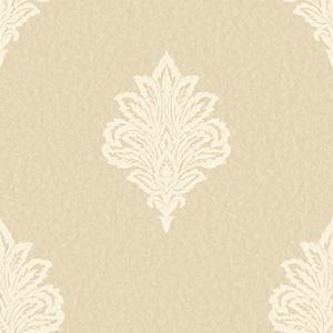 Damask Spot Wallpaper EM3822