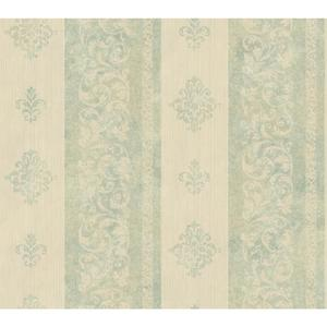 Watercolor Scroll St Wallpaper EM3849