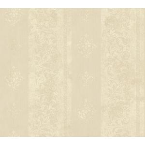 Watercolor Scroll St Wallpaper EM3851