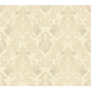 Framed Ombre Damask Wallpaper EM3864