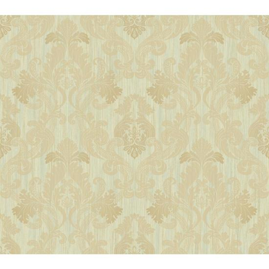 Framed Ombre Damask Wallpaper EM3865