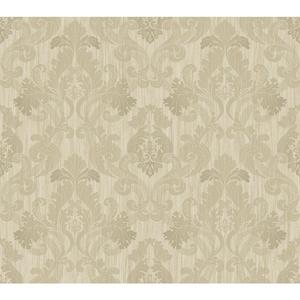 Framed Ombre Damask Wallpaper EM3868