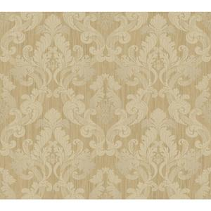Framed Ombre Damask Wallpaper EM3869
