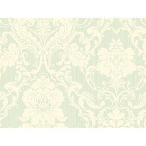 Formal Lacey Damask Wallpaper EM3889