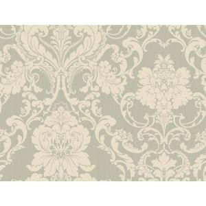 Formal Lacey Damask Wallpaper EM3892