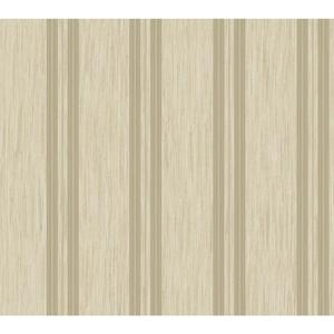 Threaded Stria Strip Wallpaper EM3900