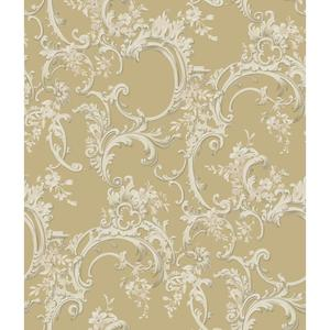 Multicolor Floral Trail Wallpaper BQ3881