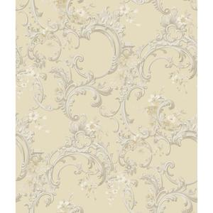 Multicolor Floral Trail Wallpaper BQ3886
