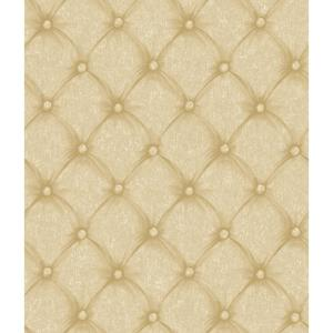 Tufted Fabric Wallpaper BQ3908