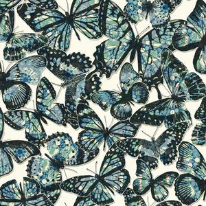 Jeweled Monarch Wallpaper RK4441