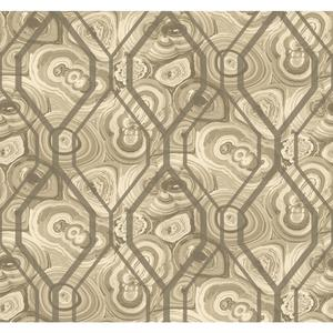 Malachite Trellis Wallpaper RK4496