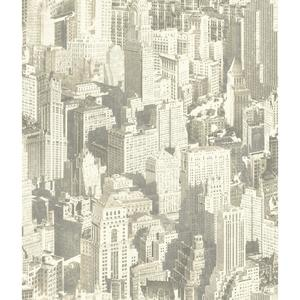 Big Apple Wallpaper RK4504