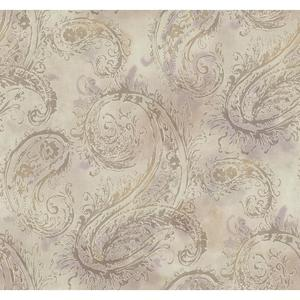 Paisley Wallpaper Y6190103