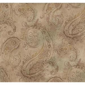 Paisley Wallpaper Y6190104