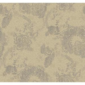 Jacobean Wallpaper Y6190505