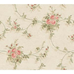 Rose Trail Wallpaper GD5475