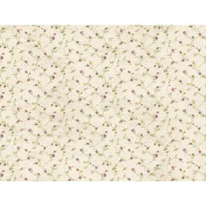 Vintage Mini Bud Trail Wallpaper GD5454