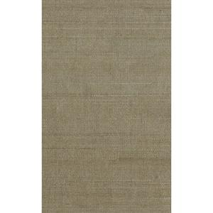 Metallic Ground Sisal Wallpaper NZ0712
