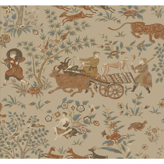 Kismet Cashmere Wallpaper ML1272