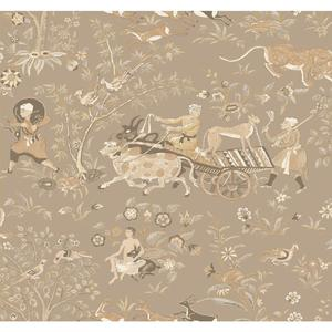 Kismet Cashmere Wallpaper ML1273