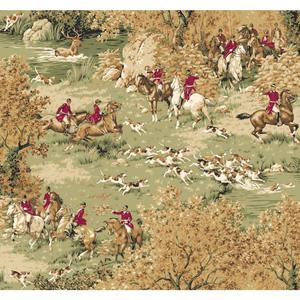 Foxhall Wallpaper MS8248