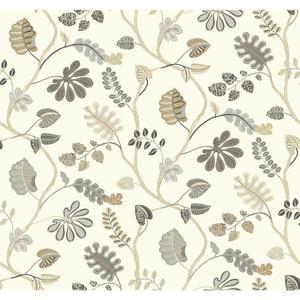 A New Leaf Wallpaper WP2403