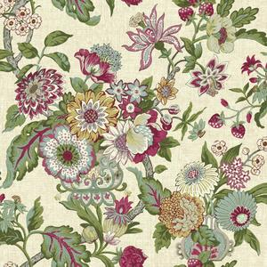 Graceful Garden Wallpaper GC8701