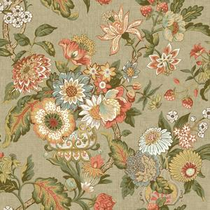 Graceful Garden Wallpaper GC8704