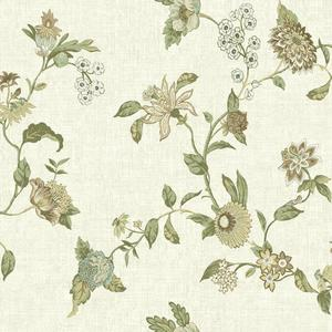 Graceful Garden Trail Wallpaper GC8708