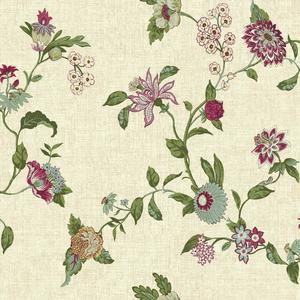 Graceful Garden Trail Wallpaper GC8709