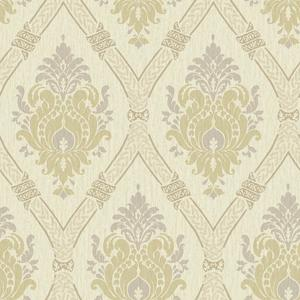 Dressed Up Damask Wallpaper GC8732