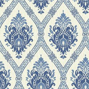 Dressed Up Damask Wallpaper GC8735