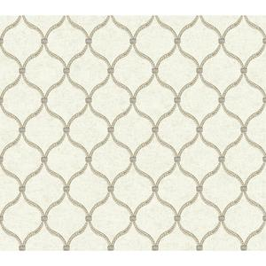 Dot Trellis Wallpaper GC8772