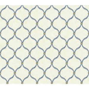 Dot Trellis Wallpaper GC8775