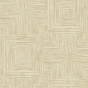 Fabric Squares Wallpaper Y6180401