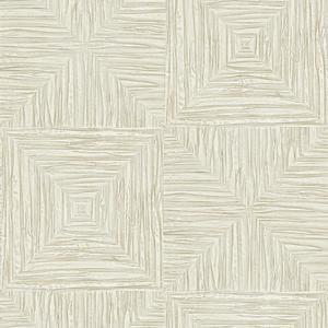 Fabric Squares Wallpaper Y6180402