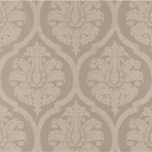 Leather Damask Wallpaper PA130601