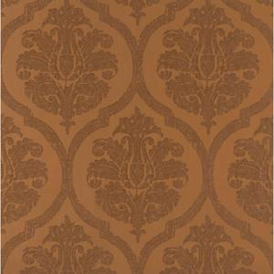 Leather Damask Wallpaper PA130602