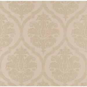 Leather Damask Wallpaper PA130605