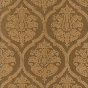 Leather Damask Wallpaper PA130610