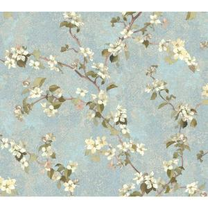 Charlotte Apple Blossom Trail Wallpaper TB4219