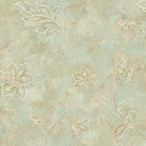 Charlotte Jacobean Trail Wallpaper TB4250