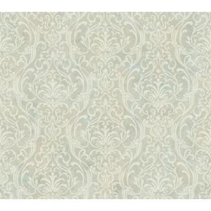 Charlotte Delicate Damask Wallpaper TB4256