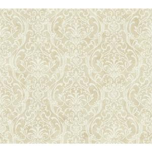 Charlotte Delicate Damask Wallpaper TB4257