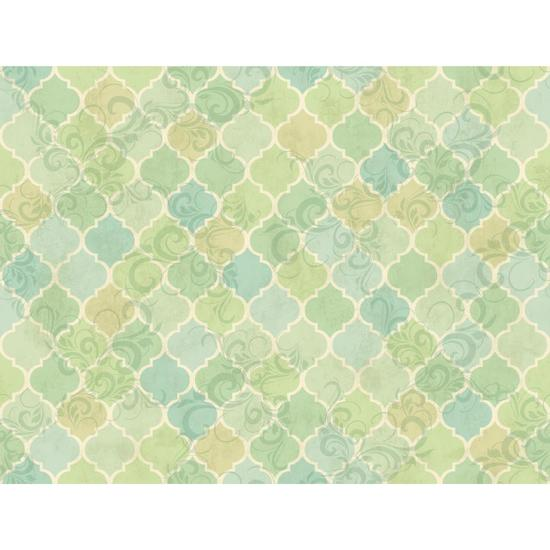 Charlotte Moroccan Tiles Wallpaper TB4265