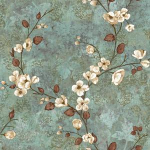 Charlotte Dogwood Wallpaper TB4314